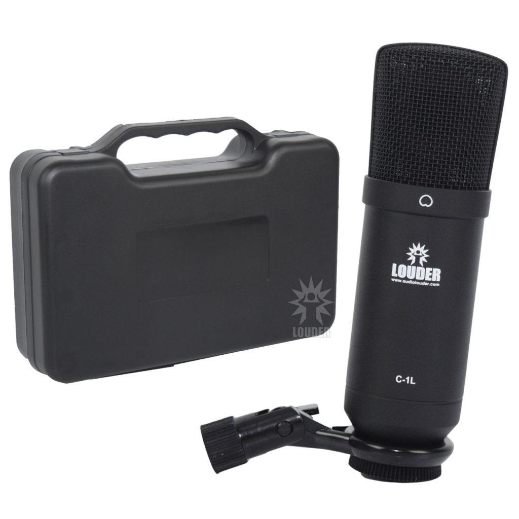 C-1L Micrófono de estudio de condensador