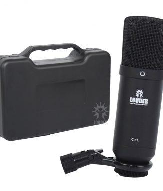 Micrófonos de estudio