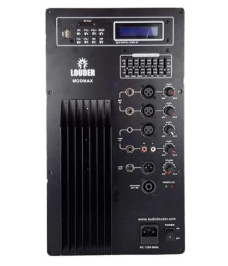 MODMAX Modulo amplificador USB/SD/FM, bluetooth 600w