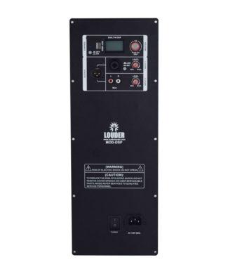 MOD-DSP Módulo amplificador 800W RMS DSP bluetooth